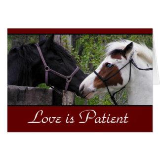 Cartões do poema do amor