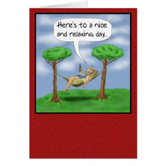 Cartões dos dias pais engraçados: Dia de