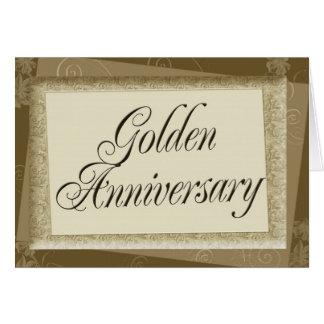 Cartões dourados do convite do aniversário