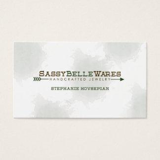 Cartões feitos sob encomenda de SassyBelleWares
