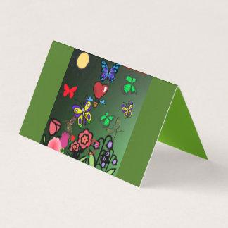Cartões felizes do dia