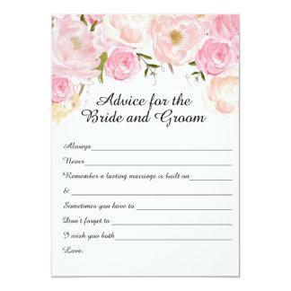 Cartões florais do conselho do chá de panela