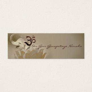 Cartões Ganesh- Ganapataye da mantra