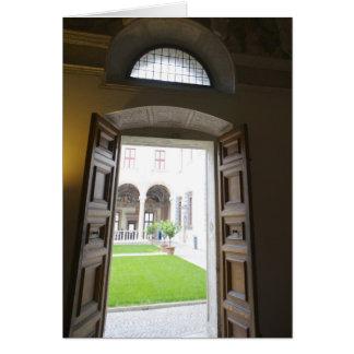 Cartões italianos, castelo Trento de Buonconsiglio