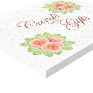 Cartões & presentes que Wedding o sinal