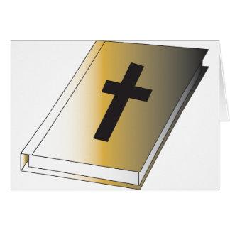 Cartões religiosos do livro