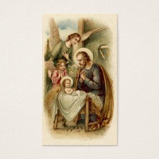 Cartões santamente (citações): Natividade de St