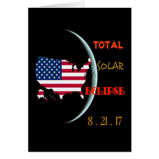 Cartões totais do convite de festas do eclipse