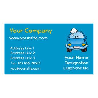 Carwash Cartão De Visita