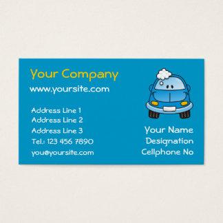 Carwash Cartão De Visitas