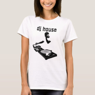 Casa 1 do DJ Camiseta