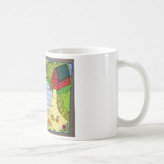 Casa da quinta cristã do 2:9 da caneca de café 1Co