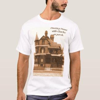 Casa de Hackley, Charles no patamar: O t-shirt dos Camiseta
