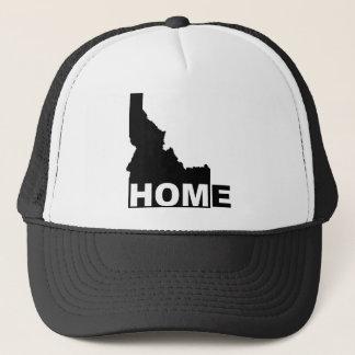 Casa de Idaho longe do chapéu do boné da bola do