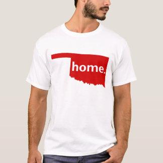 Casa de Oklahoma Camiseta