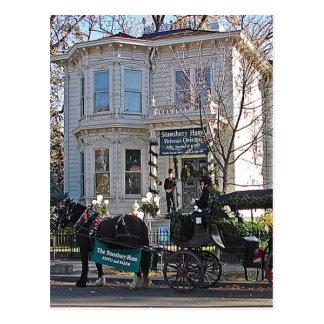 Casa de Stansbury do ~ do CARTÃO
