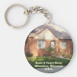 Casa de Susie & de Tony Chaveiro