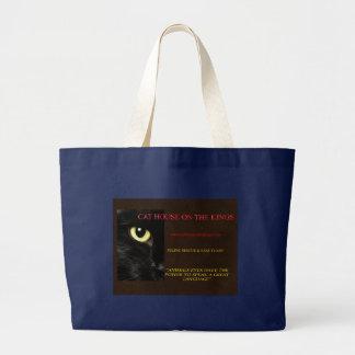 casa do gato nas bolsas dos reis