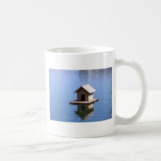 Casa do lago caneca de café