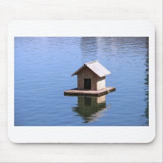 Casa do lago mousepad