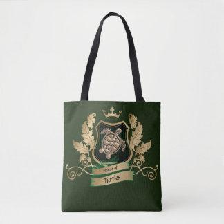 Casa do ouro verde do bolsa do saco do design da