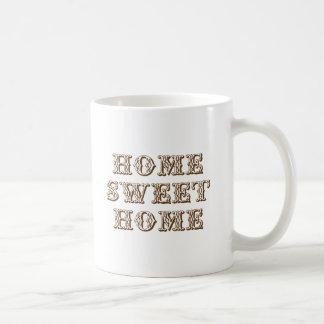 Casa doce Home Caneca De Café
