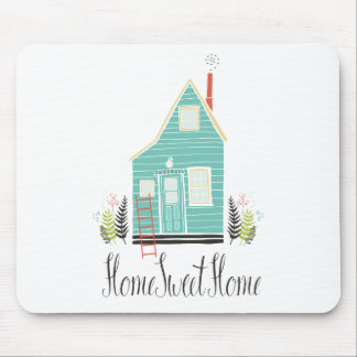 Casa doce Home simples | Mousepad