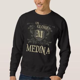 Casa MEDINA. Camisa do presente para o aniversário