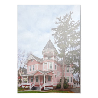 Casa - Victorian - Flemington, NJ - senhora Convite Personalizados