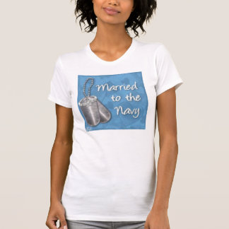 casado ao marinho camiseta