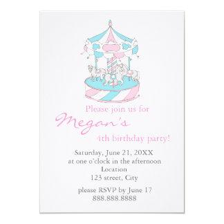 Casado-ir-redondo - convite do aniversário da