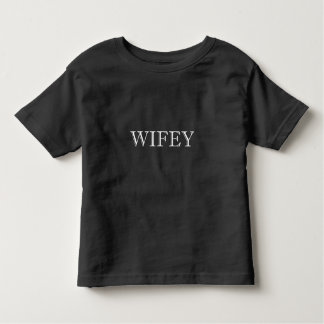 Casal de Wifey Camiseta Infantil