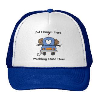 Casamento alegre masculino a personalizar bones