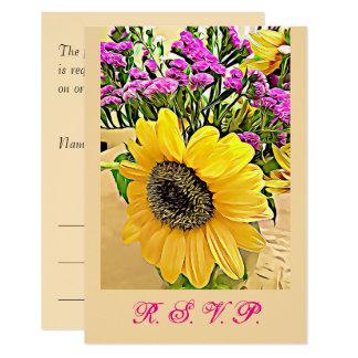 Casamento, aniversário, cartões do aniversário convite 8.89 x 12.7cm