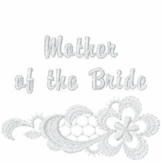 Casamento branco do laço - mãe da noiva