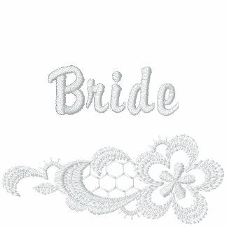 Casamento branco do laço - noiva