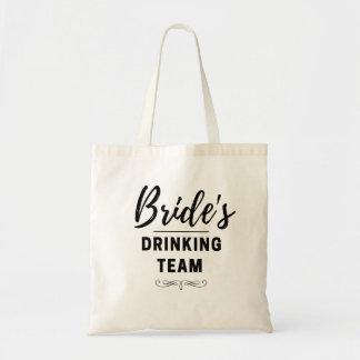 Casamento do bolsa de Bachelorette da equipe do