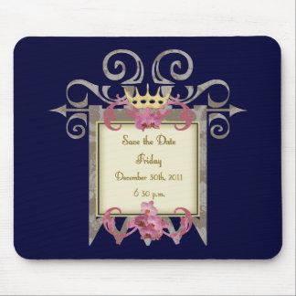 Casamento Enchanted Mouse Pad