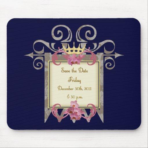 Casamento Enchanted Mousepad