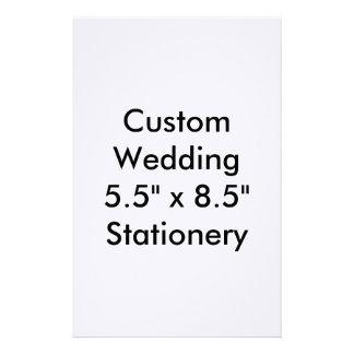 """Casamento feito sob encomenda 5,5"""" x 8,5"""" artigos papelaria"""
