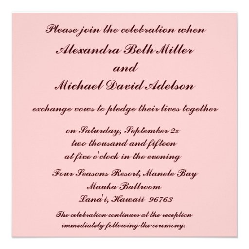 Casamento tropical da orquídea convite personalizado