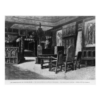 Casas de Victor Hugo Cartao Postal