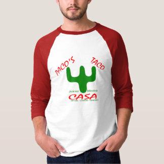 Casas do Taco de Paco Camiseta