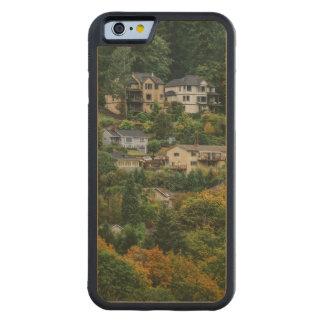 Casas no monte capa de bordo bumper para iPhone 6