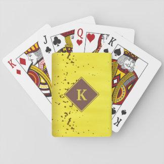 Casca da banana jogo de carta