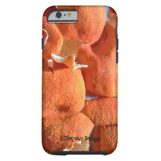 Casca do citrino capa tough para iPhone 6