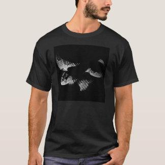 Cascavel na noite camiseta
