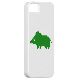 Casco iPhone 5 - Javali das Ardenas Capa Para iPhone 5