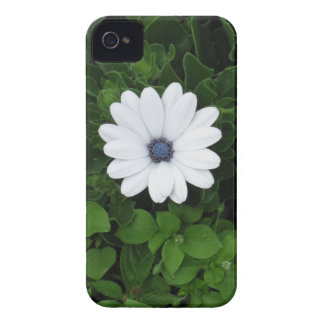 Case mate do iPhone da flor branca Capa Para iPhone