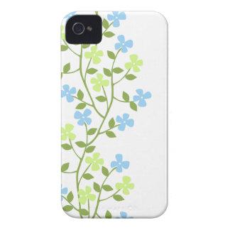 Case mate floral moderna delicado ID™ do iPhone 4 Capa Para iPhone 4 Case-Mate